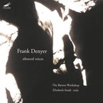 Cover for Frank Denyer: silenced voices