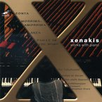 Cover for Xenakis Edition, Vol. 11: Works with Piano