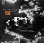 Cover for Chou Wen-Chung: Clouds