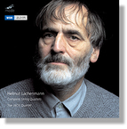Cover for Helmut Lachenmann: Complete String Quartets