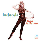 Cover for Barbarella reloaded