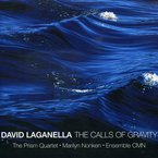 Cover for David Laganella: The Calls of Gravity
