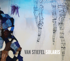 Cover for Van Stiefel: Solaris
