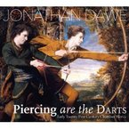 Cover for Jonathan Dawe: Piercing are the Darts
