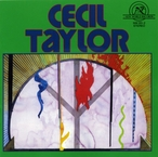 Cover for Cecil Taylor Unit