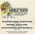 Cover for Angels' Visits and Other Vocal Gems of Victorian America