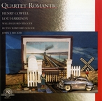 Cover for Quartet Romantic