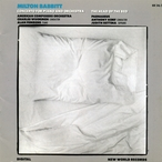 Cover for Milton Babbitt: Concerto for Piano and Orchestra/The Head of the Bed