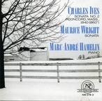 Cover for Charles Ives: