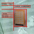 Cover for Three Concerti for English Horn