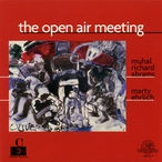 Cover for Muhal Richard Abrams and Marty Ehrlich: Open Air Meeting