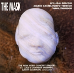 Cover for New York Concert Singers: The Mask