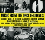 Cover for Music from the ONCE Festival 1961-1966