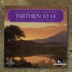 Cover for David Moritz Michael: Parthien 10-14