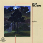 Cover for Elliott Schwartz: Equinox