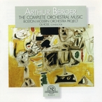 Cover for Arthur Berger: The Complete Orchestral Music