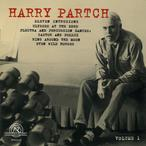 Cover for The Harry Partch Collection, Volume 1