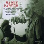 Cover for The Harry Partch Collection, Volume 3