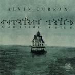 Cover for Alvin Curran: Maritime Rites