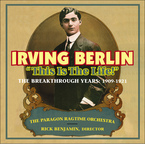 Cover for Irving Berlin -