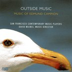 Cover for Edmund Campion: Outside Music