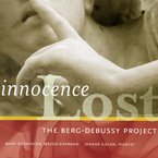 Cover for Innocence Lost: The Berg-Debussy Project