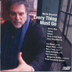 Cover for Martin Bresnick: Every Thing Must Go