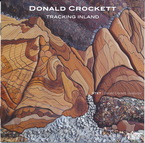 Cover for Donald Crockett: Tracking Inland