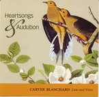 Cover for Heartsongs & Audubon