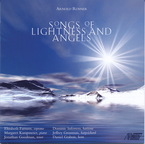 Cover for Arnold Rosner: Songs of Lightness and Angels