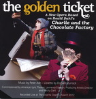 Cover for Peter Ash: The Golden Ticket