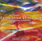 Cover for Celebration of the New