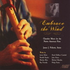 Cover for Embrace the Wind