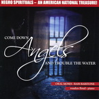 Cover for Come Down Angels and Trouble the Water