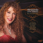 Cover for Abrazando–Latin Embrace