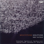 Cover for Eric Nathan: Multitude, Solitude