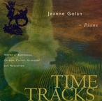 Cover for Time Tracks