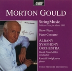 Cover for Morton Gould: Orchestral Music