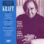 Cover for William Kraft: Concertos
