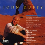 Cover for John Duffy: Symphony No. 1