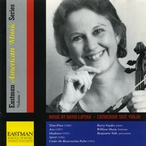 Cover for Eastman American Music Series, Vol. 7-Music by David LIptak