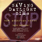 Cover for Saving Daylight Time
