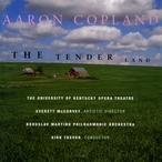 Cover for Aaron Copland: The Tender Land