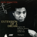 Cover for Alvin Singleton: Extension of a Dream