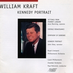 Cover for William Kraft: Settings from Pierrot Lunaire