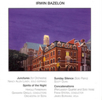 Cover for Music of Irwin Bazelon