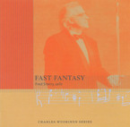 Cover for Charles Wuorinen: Fast Fantasy