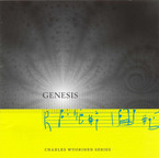 Cover for Charles Wuorinen: Genesis