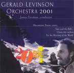 Cover for Music of Gerald Levinson