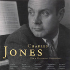 Cover for Charles Jones: New & Historical Recordings